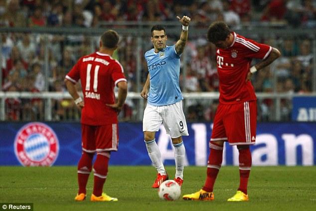 Bayern Vs Manchester