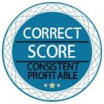 Correct Score Predictions ⋆