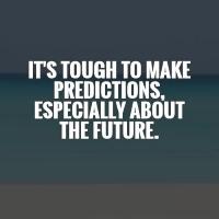 Best predictions